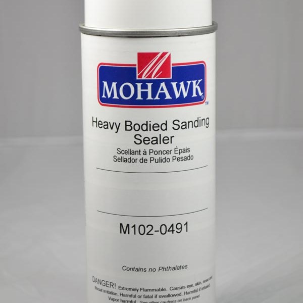 HEAVY BODIED SANDING SEALER SPRAY