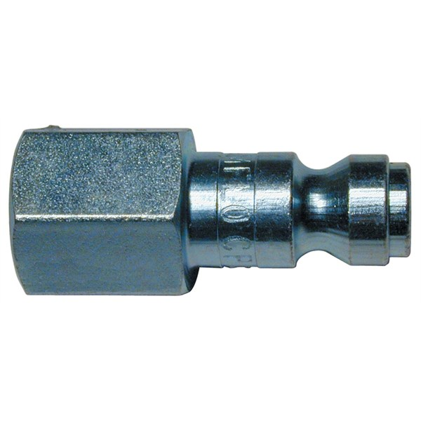1/4 STEEL FEMALE COUPLER PLUG