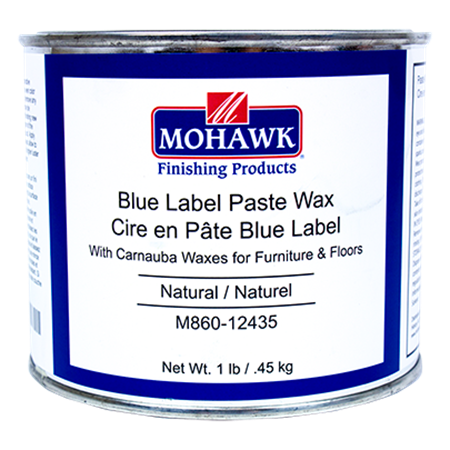NATURAL BLUE LABEL  PASTE WAX