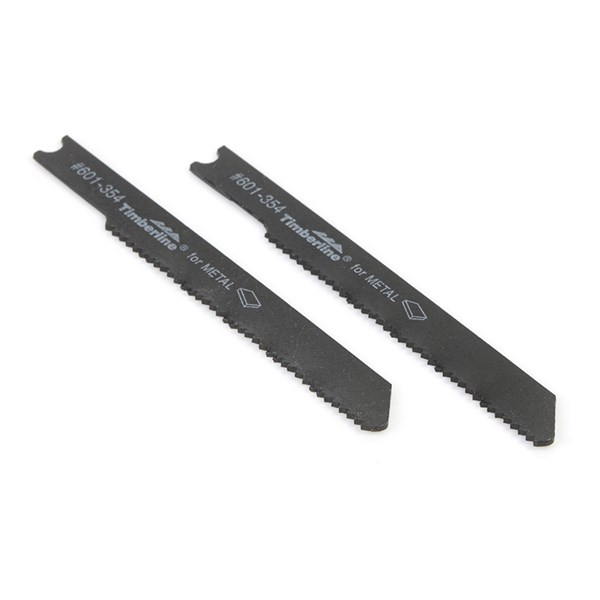 2 PCS JIGSAW BLADE U-SHANK F/MEDIUM METALS